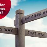 ¿Sabes dar direcciones en Inglés?