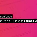 Reparto de Utilidades Período 2018