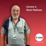 Historias de Vida SITEL – René Pedroza